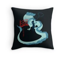 Spirited  Throw Pillow