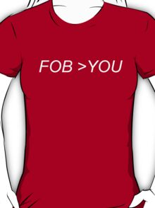 FOB>YOU Black T-Shirt