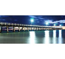Grange Jetty: South Australia in the summertime Photographic Print