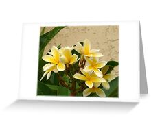 Labor Day Flowers Greeting Card
