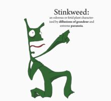 Stinkweed by Fwodbee