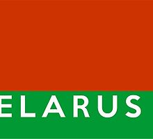 flag of belarus by tony4urban