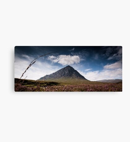 Buachaille Etive Mor, Glencoe, Scotland Canvas Print