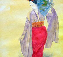 Geisha by frealin