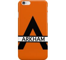 Batman : Arkham Asylum iPhone Case/Skin