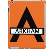 Batman : Arkham Asylum iPad Case/Skin