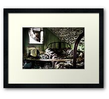 The Tenant... Framed Print