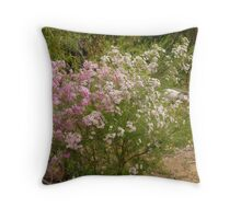 Geraldton Wax Throw Pillow