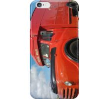 Old post van  iPhone Case/Skin