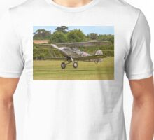 Hawker Demon I K8203 G-BTVE bouncing Unisex T-Shirt