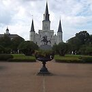 Jackson Square by Melanie Izzo