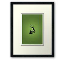 Shutter Island Framed Print