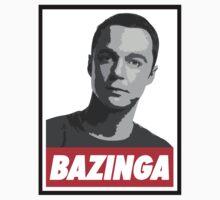 Dr. Sheldon Cooper - Bazinga Kids Clothes