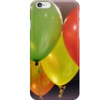 Balloons for a Party iPhone Case/Skin