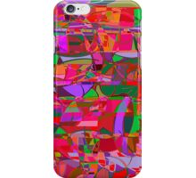 1101 Abstract Thought iPhone Case/Skin