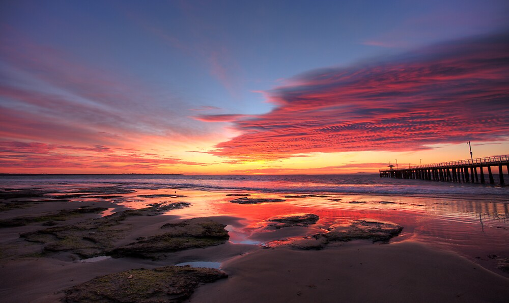 Paint the sky by Andrew Widdowson