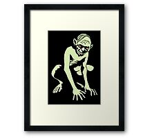 What's taters, precious? Framed Print