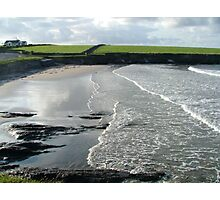 The White Strand County Clare Rep. of Ireland Photographic Print