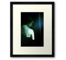 Shoulder Framed Print