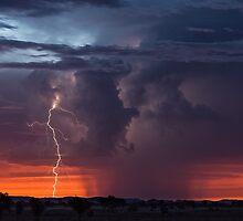 Atmospherics 2 - Pilbara, Western Australia by Liam Byrne