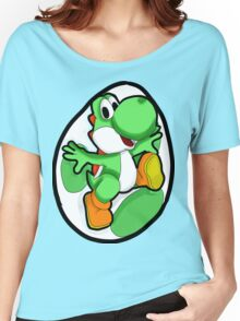 Very Green, Much Yoshi, Wow Women's Relaxed Fit T-Shirt