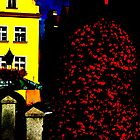 Town in Abstract by Elfriede Fulda