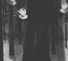 Witch. Sticker
