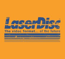 Laserdisc by Aaron Booth