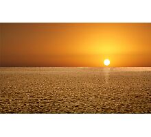 Sunrise on the Dune Photographic Print
