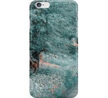The Time Goes By. Nature in Alien Skin  iPhone Case/Skin