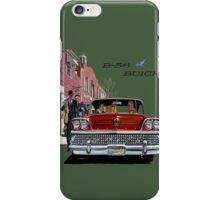 1958 Buick iPhone Case/Skin