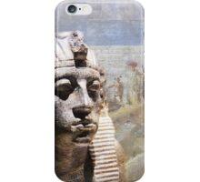 Amenemhat iii Pharaoh of Egypt iPhone Case/Skin