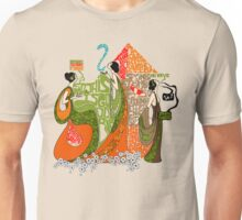 Spiders, IceCream & Morphine Unisex T-Shirt