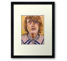 Harry Merry Framed Print