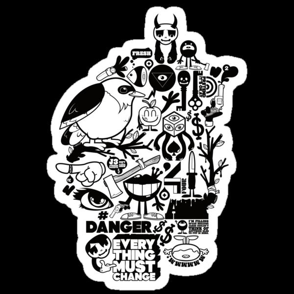 Danger! by j3concepts