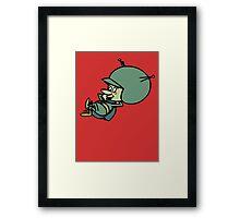 The Great Gazoo Framed Print