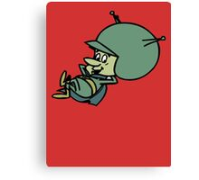 The Great Gazoo Canvas Print
