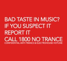 If you suspect it. Report it. by B. Glazier