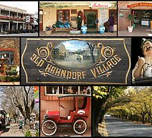 Hahndorf in the Hills by LeeoPhotography