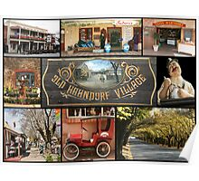 Hahndorf in the Hills Poster