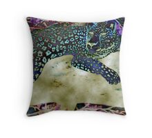 Negative. Throw Pillow