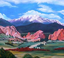 Garden of the Gods by Ronda Richley
