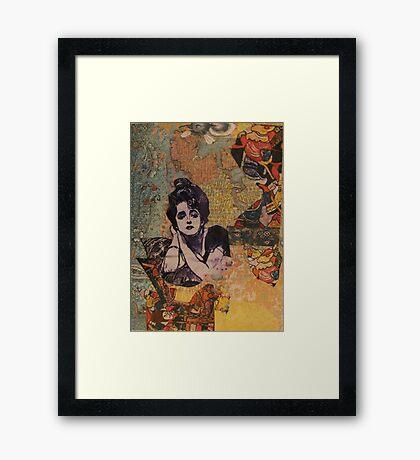 Absinthe  Framed Print