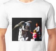 Unexpected meeting Unisex T-Shirt