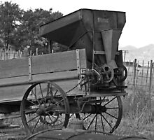 Utah Farming Equipment by Judson Joyce