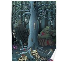 The fey tree Poster