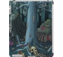 The fey tree iPad Case/Skin