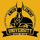Anor Londo University by zebnoiser