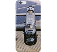 Lancaster B.1 up close and personal iPhone Case/Skin