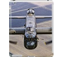 Lancaster B.1 up close and personal iPad Case/Skin